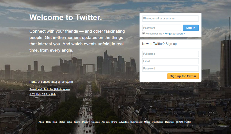 Gebruik Twitter voor marketing