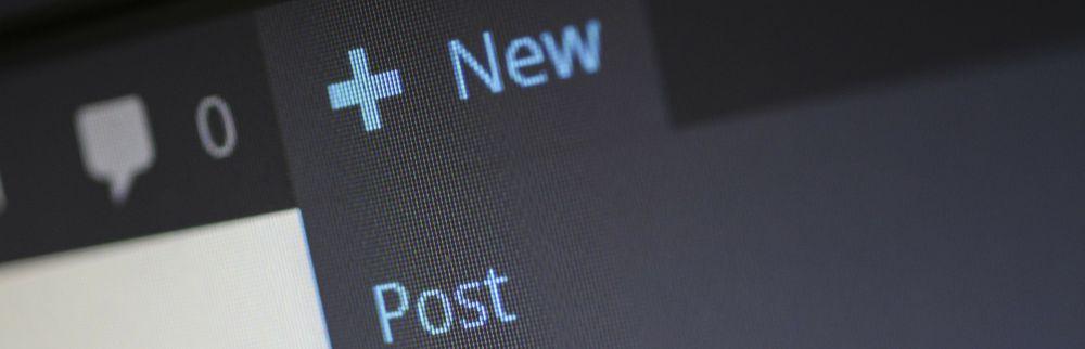 Bloggen werkt. Je krijgt meer bezoekers op je website.