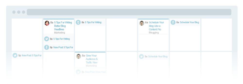 Maak bloggen makkelijker met CoSchedule