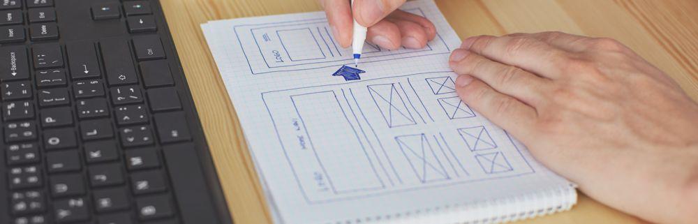 Responsive website ontwerpen die aan alle eisen voldoet.