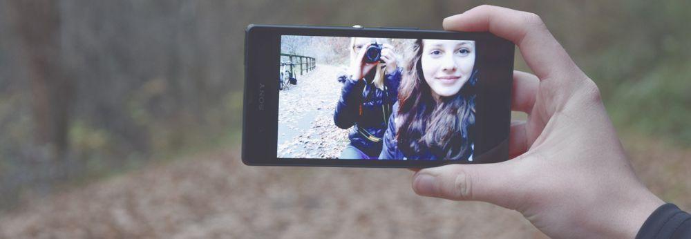 Smartphone of camera, maak zelf foto's voor je blog.