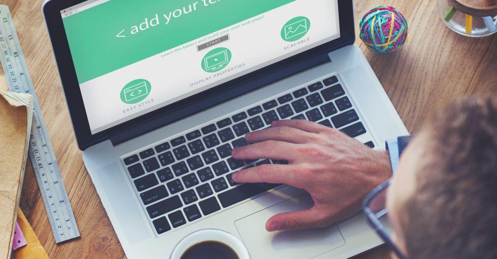 Ga je zelf een website ontwerpen of laat je jouw website maken.